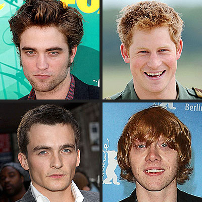 POLL: Who Should Play Prince Harry?