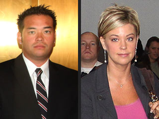 Jon & Kate Gosselin Arrive at Court for Showdown