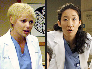 Grey's: Merger Madness Continues!