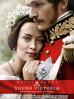 FIRST LOOK: Emily Blunt as Teen Queen Victoria