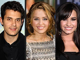 John Mayer: 'Tween Counselor for Miley Cyrus, Demi Lovato