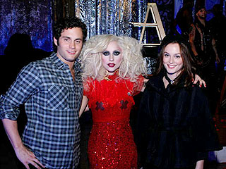 Lady Gaga on Her Gossip Girl Appearance: &#8216;It&#8217;s Very Peformance&nbsp;Art&#8217;