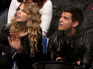 Taylor Swift and Taylor Lautner Go on a Hockey Date
