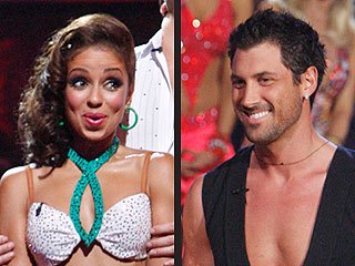 Maksim: &#8216;Mya Needs to Step It Up&#8217; on&nbsp;DWTS