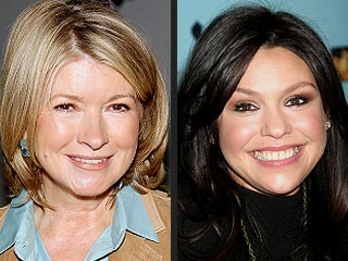 Martha Stewart Talks Prison and Rap Music to Rachael Ray