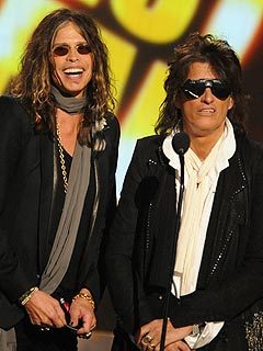 Joe Perry: Fate of Aerosmith Still 'Up in the Air'