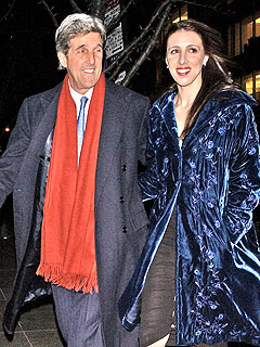 John Kerry: My Daughter Was Not Legally Drunk