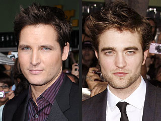 Peter Facinelli Delivers Love Letters to Rob Pattinson