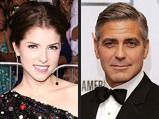 George Clooney Gives His Costar Dating Advice