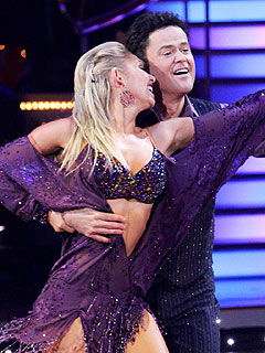 Donny Osmond Wins Dancing!