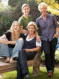 Family Ties&#39;s Meredith Baxter: &#39;I&#39;m a Lesbian Mom&#39;