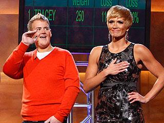 Biggest Loser's Rebecca & Daniel: 'Losers' InLove