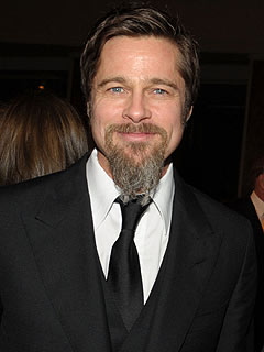 Brad Pitt Comes Clean on Why He Won't Lose the Beard