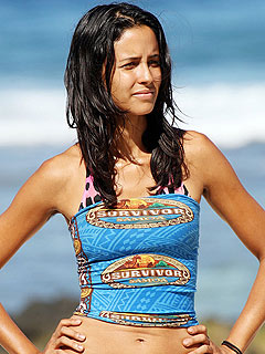 Survivor's Monica Talks Strategy & Losing Weight