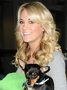 Carrie Underwood, &quot;American Idol&quot; Team Up to Help Needy Pets