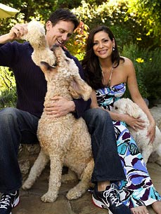 Constance Marie Dishes on Life with Two Pups &#8211; And Baby!