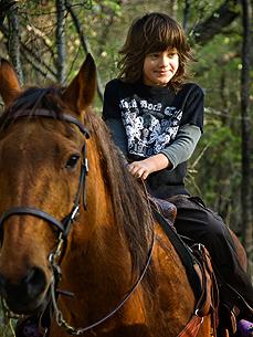 koník a metalista