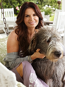 Roma Downey dogs