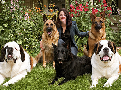 Inside Scoop: Dog Trainer to the Stars Shares Her Tricks