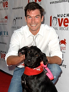 Celebs & Dogs Come Out for a Pawsitively Important Cause