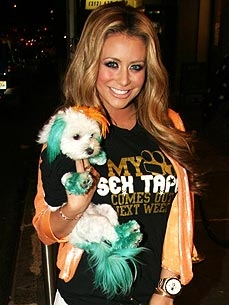Aubrey O&#39;Day: Why I Dye My Dog&#39;s Hair