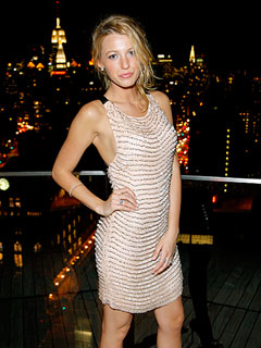 Blake Lively Checks Into a Haunted, Halloween-Themed Hotel Room