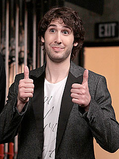 Josh Groban: Glee Is for Theater Geeks – Like Me