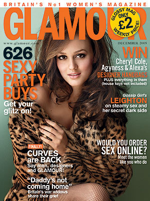 Leighton Meester Is Looking for Love – Not