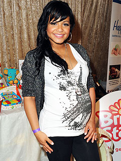 Christina Milian Welcomes a Daughter