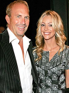 Seventh Child on the Way for Kevin Costner