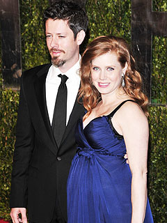 It's a Girl for Amy Adams!
