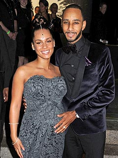 Alicia Keys Has a Baby Boy