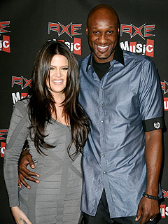 Lamar Odom: Wife Khloe Kardashian Welcomed by New Coach