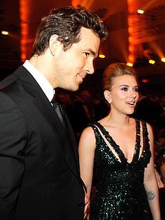 Scarlett & Ryan's Sexy Date Night in N.Y.C.