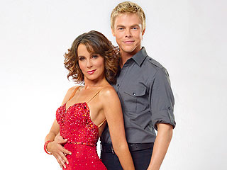 Dancing with the Stars 200th Episode: Brandy and Jennifer Grey Tie