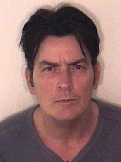 Charlie Sheen Arrested for Domestic Violence