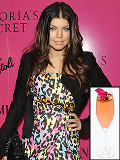 Fergie's Fashionable Cocktail Recipe