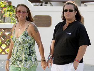 Rosie O'Donnell Steps Out with New Girlfriend