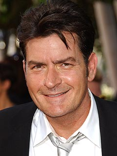Charlie Sheen's Stolen Car Found at Bottom of Cliff