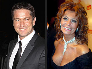 Gerard Butler, Sophia Loren, Mel Gibson to Present at Golden Globes