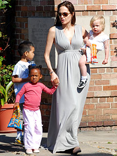 Angelina Jolie's Late Mom Leaves $300,000 to Grandkids