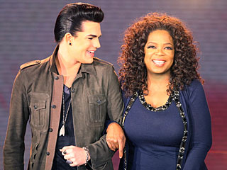 Adam Lambert Says Idol Will Miss Simon Cowell