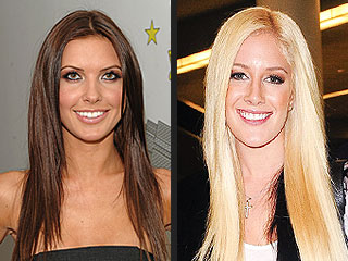 Audrina: Heidi's Plastic Surgery 'A Little Much'