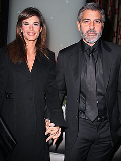 George Clooney&#39;s Costars Praise His Companion Elisabetta