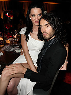 Katy Perry Foresees Russell Brand As a 'Perfect Baby Daddy'