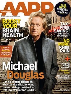 Michael Douglas Admits His Failures as a Father