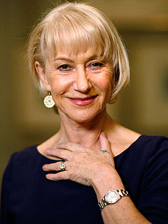 Helen Mirren 'Utterly Disgusted' by Her Drunken Tattoo