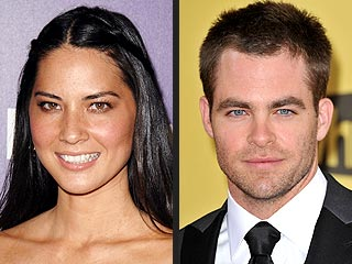 Chris Pine and Olivia Munn Break Up