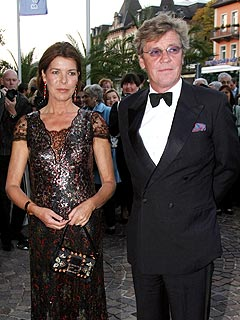 Princess Caroline's Husband Seen with Girlfriend Again