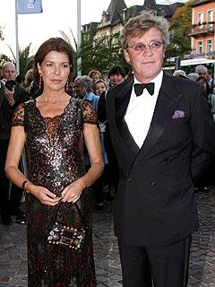 Princess Caroline's Husband Seen with Girlfriend Again